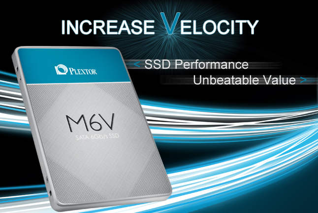Plextor has it all! Releases all new PlexTurbo and V series SSDs for simple system upgrades