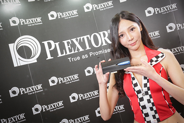 PLEXTOR Unveiling New NVMe PCIe SSDs at Computex 2017